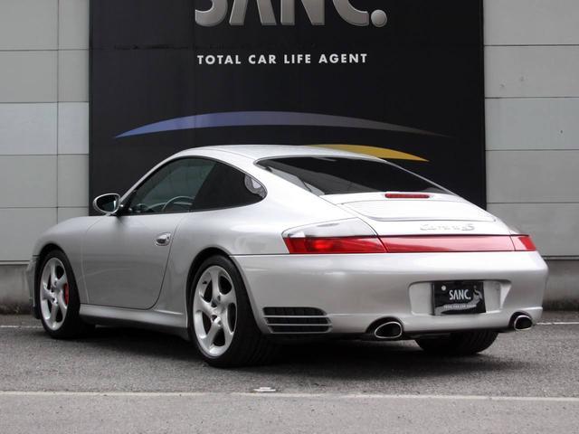 911カレラ4S 05最終モデル 黒革 サンルーフ ナビTV(9枚目)