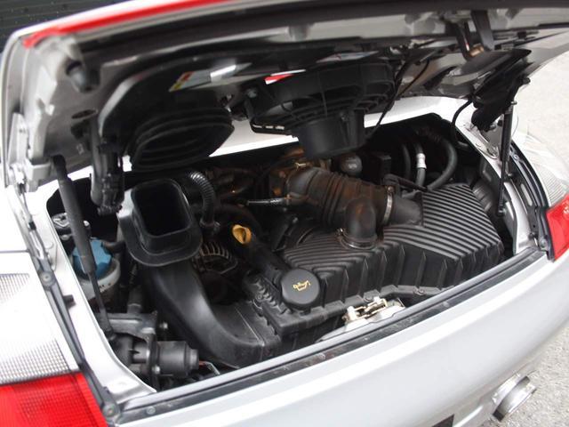 911カレラ4S 05最終モデル 黒革 サンルーフ ナビTV(17枚目)
