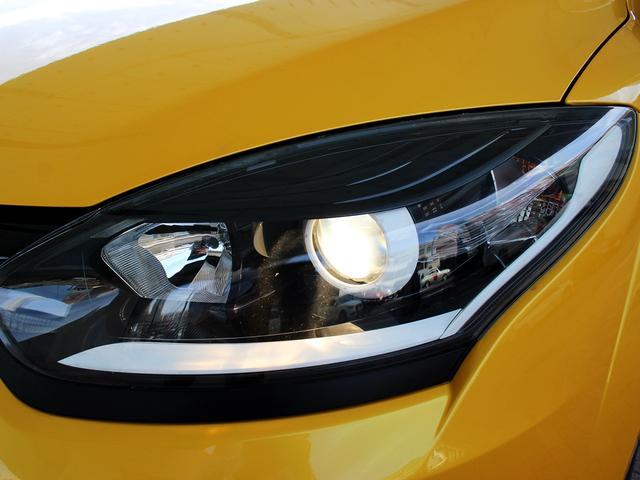 ルノースポール トロフィー ディーラー車 1オーナー 右H 6速MT アイドリングストップ ブレンボ製レッドキャリパー 純正レカロシート 純正18インチアルミ キセノンヘッドライト クルーズコントロール ETC キーレス(29枚目)