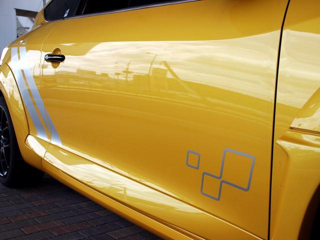 ルノースポール トロフィー ディーラー車 1オーナー 右H 6速MT アイドリングストップ ブレンボ製レッドキャリパー 純正レカロシート 純正18インチアルミ キセノンヘッドライト クルーズコントロール ETC キーレス(33枚目)