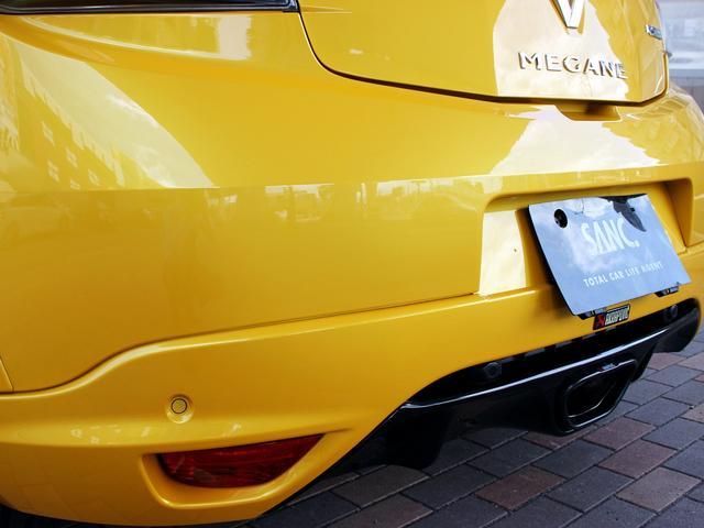 ルノースポール トロフィー ディーラー車 1オーナー 右H 6速MT アイドリングストップ ブレンボ製レッドキャリパー 純正レカロシート 純正18インチアルミ キセノンヘッドライト クルーズコントロール ETC キーレス(39枚目)