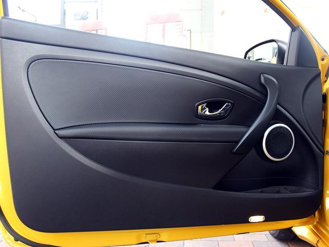 ルノースポール トロフィー ディーラー車 1オーナー 右H 6速MT アイドリングストップ ブレンボ製レッドキャリパー 純正レカロシート 純正18インチアルミ キセノンヘッドライト クルーズコントロール ETC キーレス(64枚目)