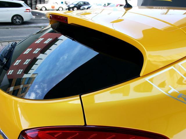 ルノースポール トロフィー ディーラー車 1オーナー 右H 6速MT アイドリングストップ ブレンボ製レッドキャリパー 純正レカロシート 純正18インチアルミ キセノンヘッドライト クルーズコントロール ETC キーレス(70枚目)