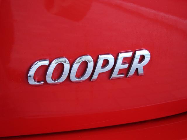 クーパー 1オーナー 禁煙車 三菱電機製メモリーナビゲーション ワンセグTV 純正15インチアルミホイール フロントフォグランプ リアフォグランプ オートエアコン ETC(80枚目)