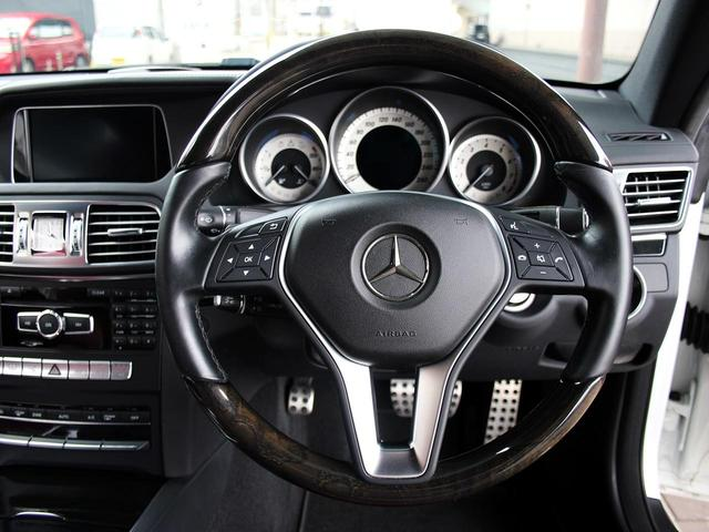 E250 クーペリミテッド 1オーナー AMGスポーツPkg レーダーセーフティPkg 専用18AW レッドレザー 電動シート&ヒーター 360度カメラ アイドルストップ キーレスゴー 純正ナビゲーションシステム ETC2.0(11枚目)