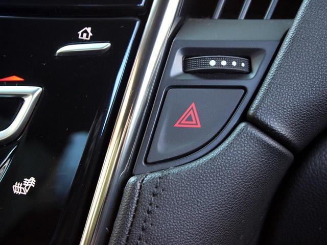 ラグジュアリー 禁煙車 ブラックレザーシート メモリ付電動シート シートヒーター スマートキー バックカメラ クルーズコントロール キセノンライト バンパーセンサー ステアリングヒーター レーンキープアシスト(36枚目)