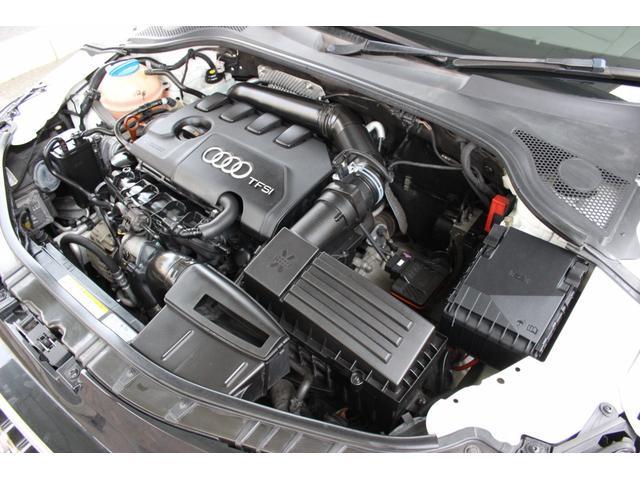 1.8TFSI S-ラインパッケージ(フロントスポーツシート 専用バンパー 18インチアルミホイール ドアシルプレート リヤディフューザー ディンプルタイプ本革巻きセレクターノブ) キセノンヘッドライト ETC(67枚目)