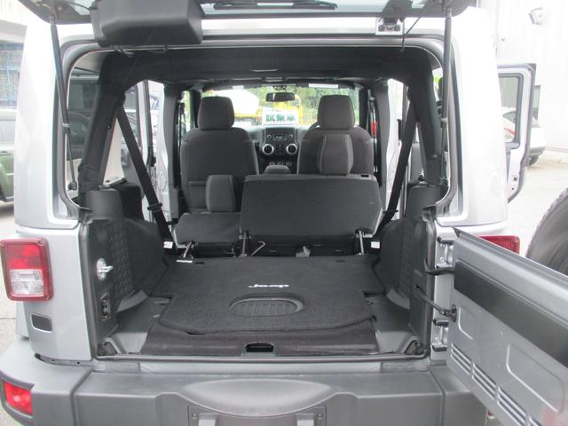 クライスラー・ジープ クライスラージープ ラングラーアンリミテッド サハラ 当社デモカー 新車保証継承 サイドカメラ