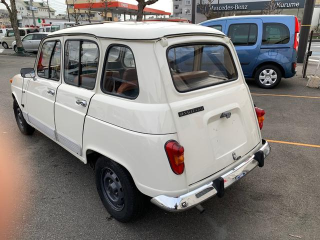 「ルノー」「 4」「コンパクトカー」「福岡県」の中古車13