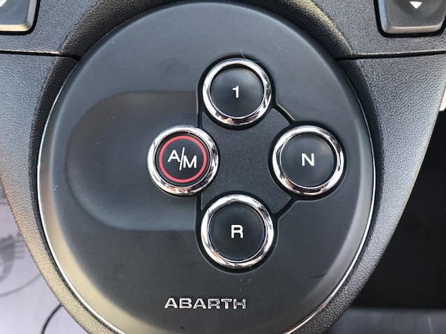 アバルト アバルト アバルト595 コンペティツィオーネ180PSドラレコ2DINナビ