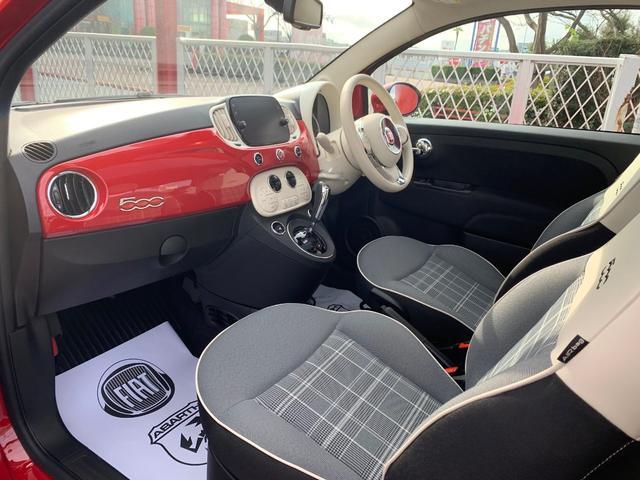 「フィアット」「フィアット 500」「コンパクトカー」「福岡県」の中古車15