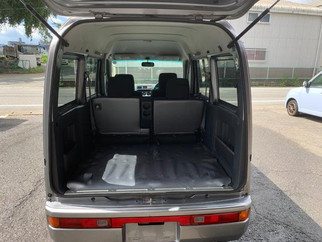 ナビ付・貨物仕様・運転席エアバッグ・助手席エアバック・両面スライドドア(17枚目)