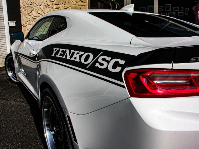 世界限定25台 YENCO CAMARO STAGEII(14枚目)