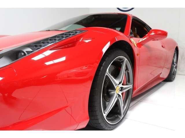 「フェラーリ」「フェラーリ 458イタリア」「クーペ」「福岡県」の中古車4