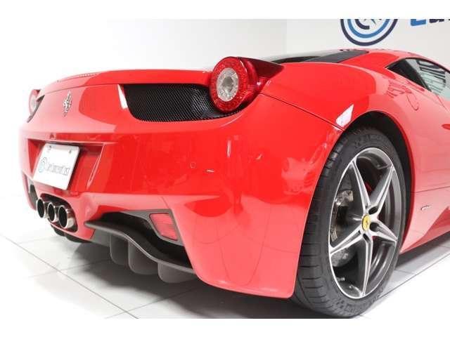 「フェラーリ」「フェラーリ 458イタリア」「クーペ」「福岡県」の中古車8