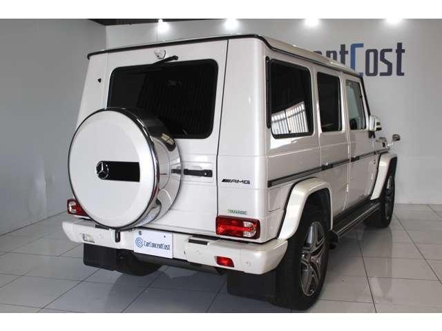 「メルセデスベンツ」「Gクラス」「SUV・クロカン」「福岡県」の中古車7