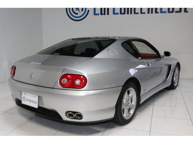 「フェラーリ」「456」「クーペ」「福岡県」の中古車7