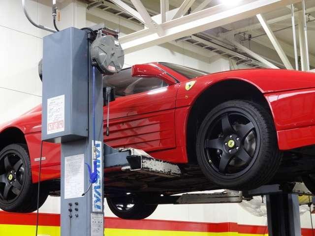 「フェラーリ」「348」「クーペ」「福岡県」の中古車15