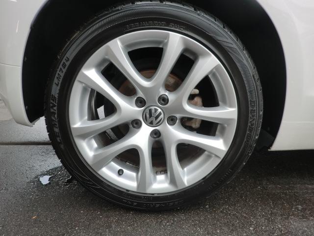 フォルクスワーゲン VW シロッコ TSI 純正ナビ パドルシフト ハーフレザーシート