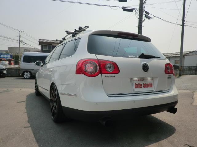 V6 4モーションXYZ車高調RAYS19AW USDM(7枚目)