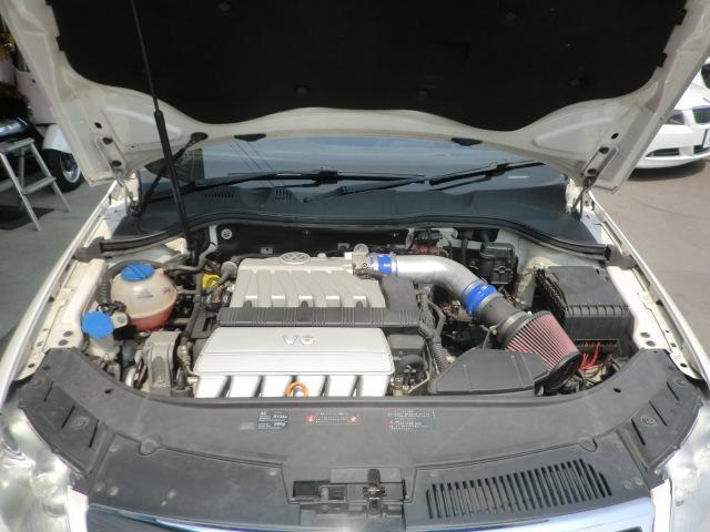 V6 4モーションXYZ車高調RAYS19AW USDM(15枚目)