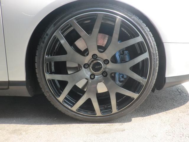 V6 4モーションXYZ車高調RAYS19AW USDM(19枚目)