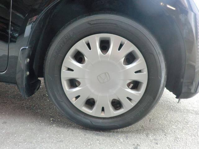 タイヤの溝もまだまだしっかりあります
