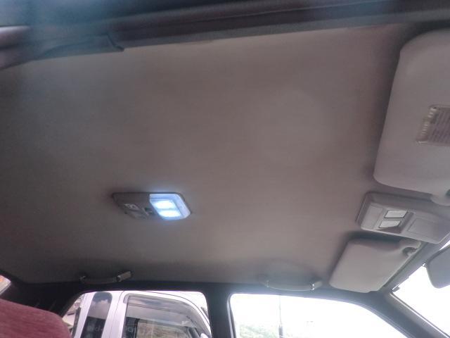 天井も嫌なシミなどなく気持ちよくお乗りいただけます