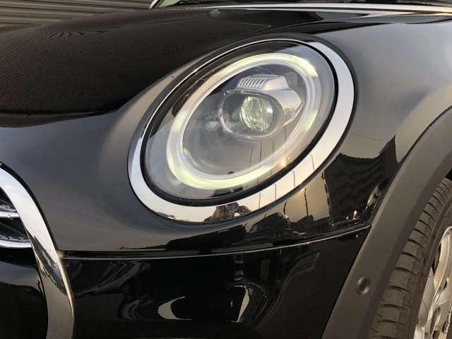 クーパーD キーレス LEDヘッドライト アルミホイール(8枚目)