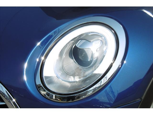 MINI MINI クーパーD クラブマン 1オーナー禁煙 LEDヘッドライト
