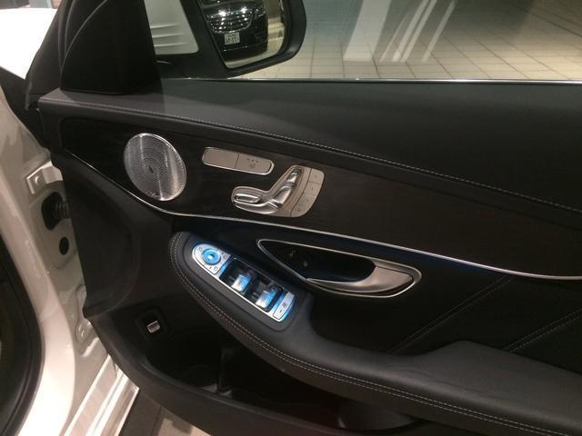 メルセデスAMG メルセデスAMG C63 右H エクスクルージブPKG 認定中古車2年保証