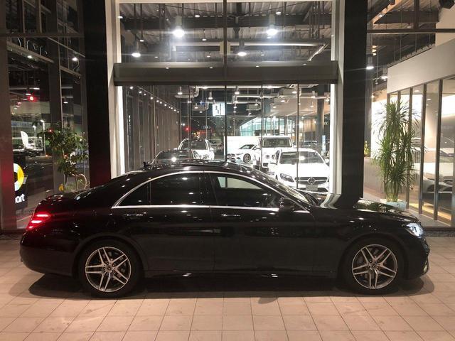 S400 AMGライン レザーEXC 認定中古車2年保証(7枚目)