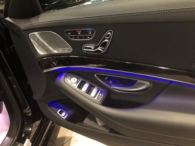 S400 AMGライン レザーEXC 認定中古車2年保証(19枚目)