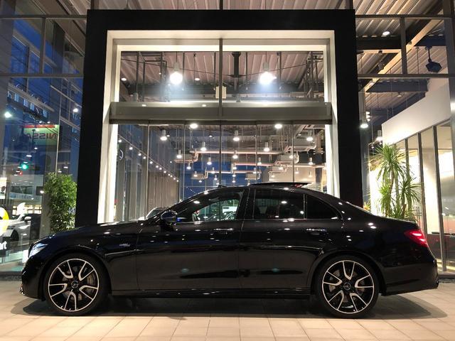E53 4マチック+ エクスクルージブPKG 新車保証継承(11枚目)