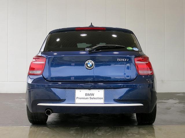 BMW BMW 120i スタイル 17AWパーキングサポートPKGBカメラ