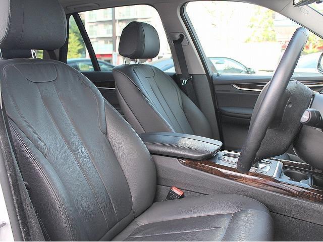 xDrive 35i xライン LEDヘッド WSR 黒革(16枚目)