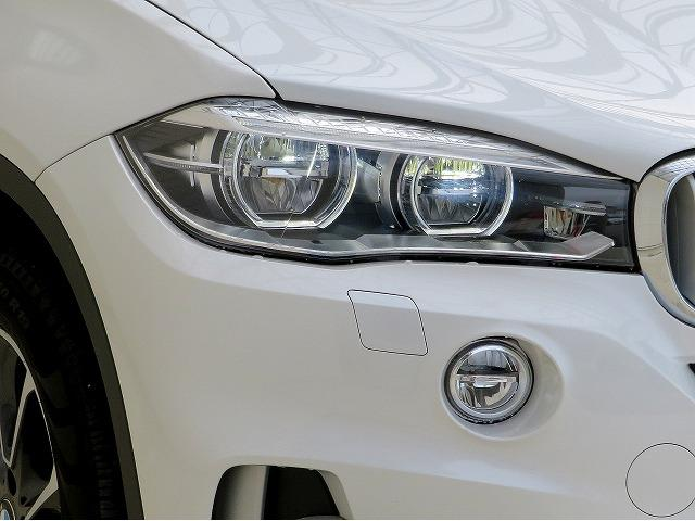 xDrive 35i xライン LEDヘッド ACC 茶革(9枚目)