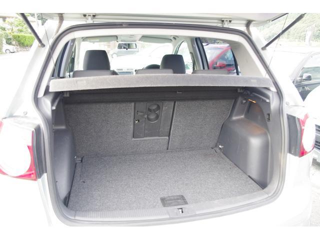 フォルクスワーゲン VW クロスゴルフ ベースグレード 禁煙車 キセノン HDDナビ 限定車