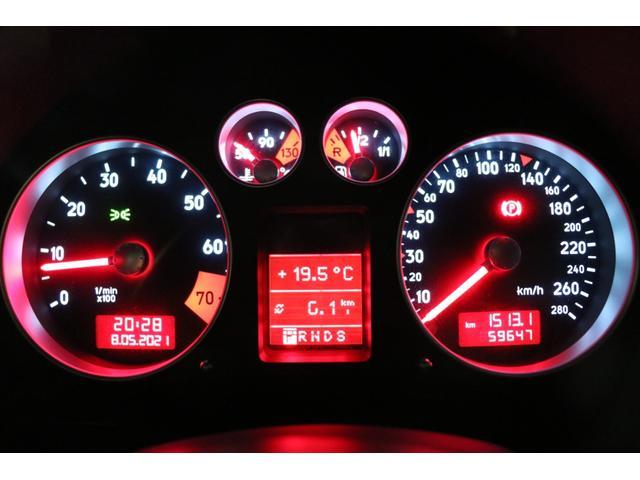 3.2クワトロ Sライン 4WD V6 3200cc 250ps 天張張替済 キセノンライト ヘッドライトリペア 黒革シート シートヒーター 純正18インチアルミ スペアキー 取扱説明書 記録簿12枚 走行テスト済車輛(19枚目)