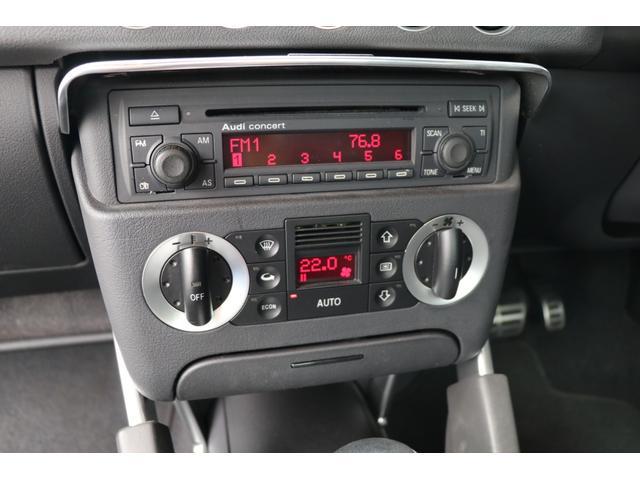 3.2クワトロ Sライン 4WD V6 3200cc 250ps 天張張替済 キセノンライト ヘッドライトリペア 黒革シート シートヒーター 純正18インチアルミ スペアキー 取扱説明書 記録簿12枚 走行テスト済車輛(24枚目)