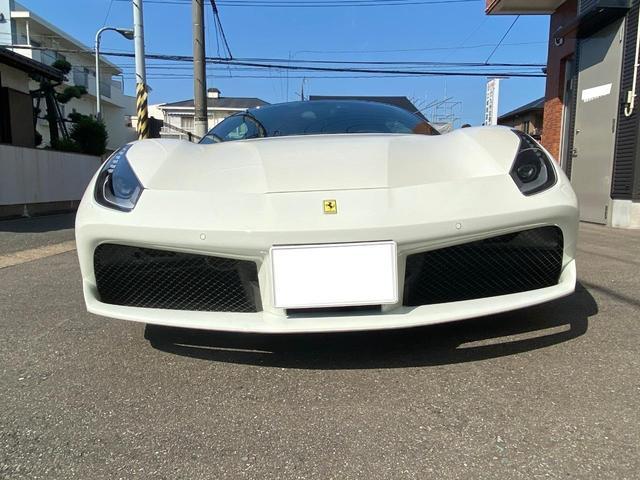 「フェラーリ」「488GTB」「クーペ」「福岡県」の中古車2
