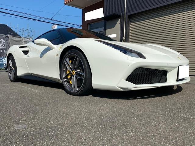 「フェラーリ」「488GTB」「クーペ」「福岡県」の中古車3