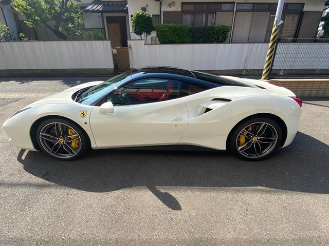 「フェラーリ」「488GTB」「クーペ」「福岡県」の中古車10