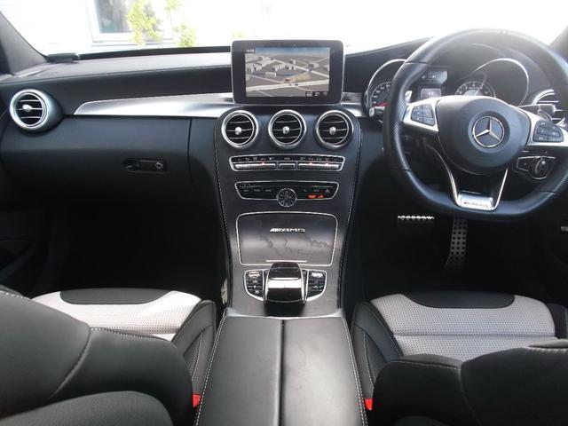 メルセデスAMG メルセデスAMG C63AMG エクスクルーシブパッケージ 認定中古車