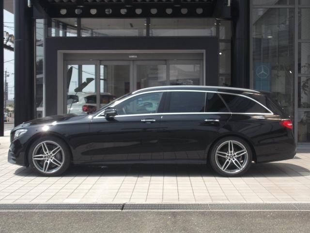 E220dステ-ションワゴンAV AMGライン(本革仕様)(7枚目)