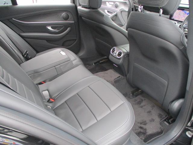 E200 アバンギャルド AMGライン ナッパレザーシート(36枚目)