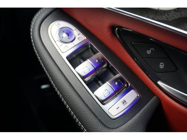 GLC300 4マチック クーペ レザーエクスクルーシブパッケージ コンフォートパッケージ/ 認定中古車 新車保証継承(19枚目)