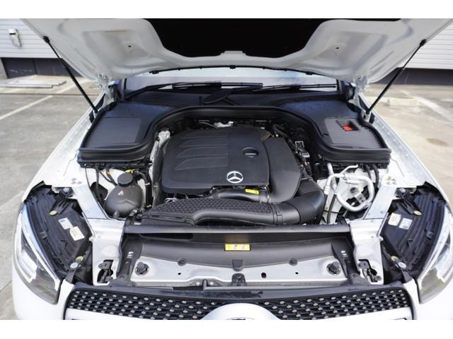 GLC300 4マチック クーペ レザーエクスクルーシブパッケージ コンフォートパッケージ/ 認定中古車 新車保証継承(36枚目)
