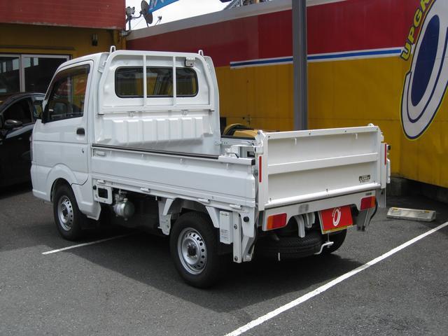 アーム式ゲートリフター エアコン パワステ 4WD 5MT(5枚目)