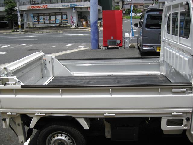 アーム式ゲートリフター エアコン パワステ 4WD 5MT(7枚目)